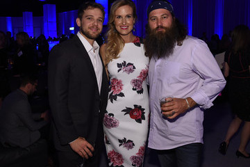 Willie Robertson 2015 A+E Networks Upfront - Inside
