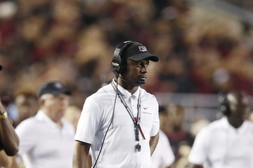 Willie Taggart   Virginia Tech vs. Florida State