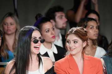Willow Shields Wolk Morais Collection 7 Fashion Show