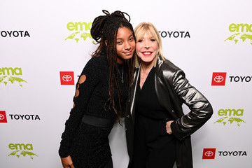 Willow Smith Environmental Media Association 2nd Annual Honors Benefit Gala