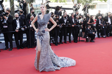 """Wilma Elles """"A Felesegam Tortenete/The Story Of My Wife"""" Red Carpet - The 74th Annual Cannes Film Festival"""