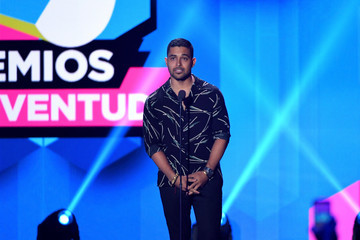 Wilmer Valderrama Univision's 'Premios Juventud' 2017 Celebrates the Hottest Musical Artists and Young Latinos Change-Makers - Show