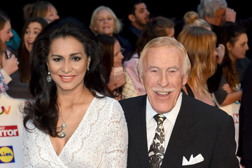 Wilnelia Forsyth Sir Bruce Forsyth Pride of Britain Awards