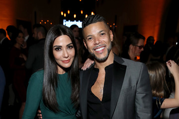 Wilson Cruz Entertainment Weekly Celebrates Screen Actors Guild Award Nominees at Chateau Marmont - Inside