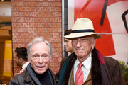 "Television Personality Dick Cavett and Writer Gay Talese attends the After Party for the ""Wilson"" New York Screening at the Whitby Hotel  on March 19, 2017 in New York City."