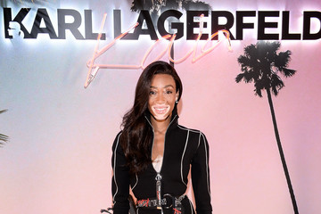 Winnie Harlow Karl Lagerfeld X Kaia Capsule Collection Launch - Photocall