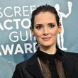 Winona Ryder 26th Annual Screen Actors Guild Awards - Arrivals