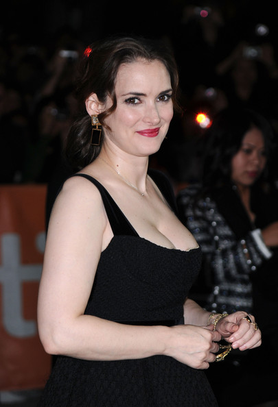 Winona Ryder Nude - Naked Pics and Sex Scenes