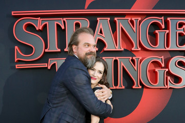 Winona Ryder David Harbour 'Stranger Things' Season 3 World Premiere