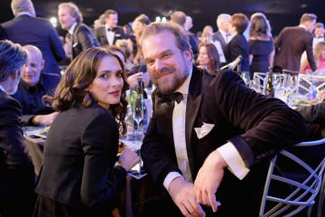 Winona Ryder David Harbour 24th Annual Screen Actors Guild Awards - Show