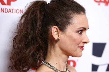 Winona Ryder 13th Annual AARP's Movies For Grownups Awards Gala - Arrivals