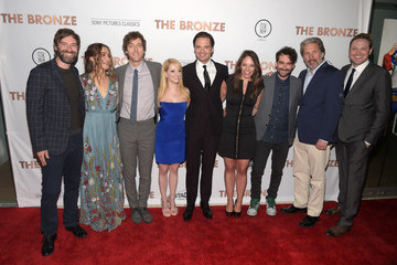 Winston Rauch Premiere of Sony Pictures Classics' 'The Bronze' - Red Carpet