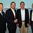 Howard Schultz and Chris Andersen (editor) Photos