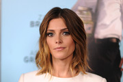 "Actress Ashley Greene attend the ""Wish I Was Here"" screening at AMC Lincoln Square Theater on July 14, 2014 in New York City."