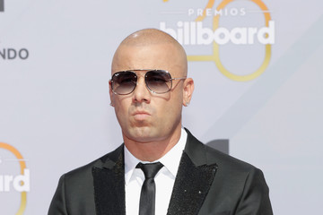 Wisin 2018 Billboard Latin Music Awards - Arrivals