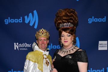 Witti Repartee Arrivals at the 24th Annual GLAAD Media Awards