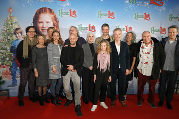 Wolfgang Groos 'Hexe Lilli rettet Weihnachten' Premiere in Cologne