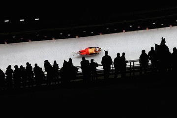 Wolfgang Linger Winter Olympics: Luge
