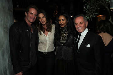 Wolfgang Puck Gelila Assefa Puck Hosts Celebration in Honor of Wolfgang Puck Receiving a Star on the Hollywood Walk of Fame - Arrivals