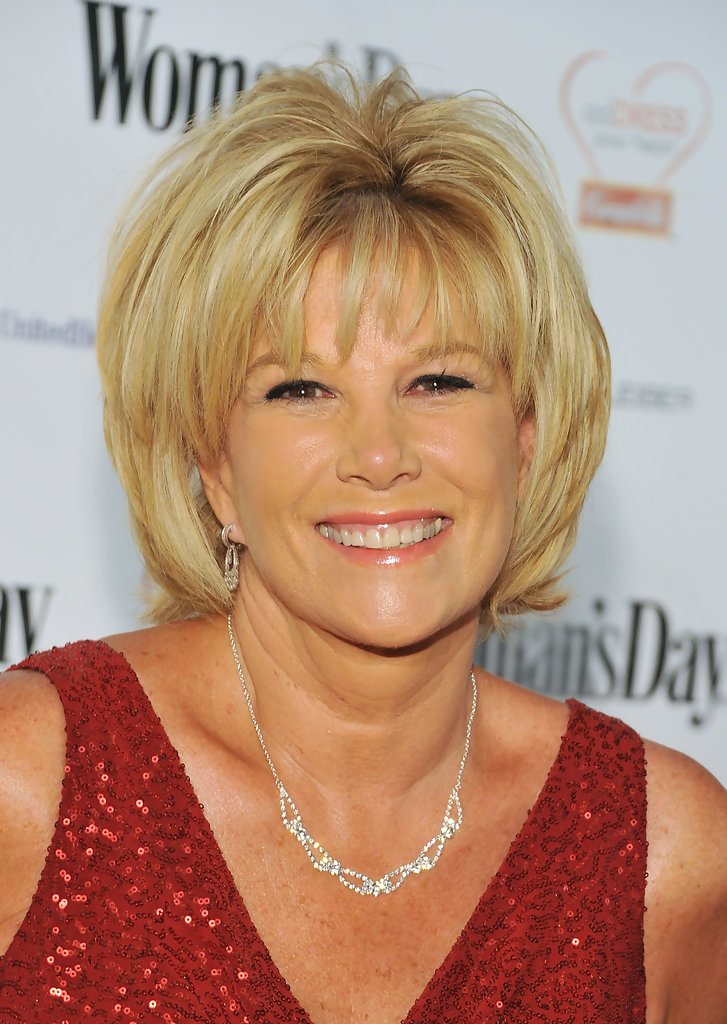 Joan Lunden Photos Photos Woman S Day 8th Annual Red