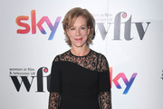 Juliet Stevenson attends the Women in Film and TV Awards at London Hilton on December 07, 2018 in London, England.