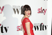 Michelle Ryan attends the Women in TV & Film Awards at London Hilton on December 7, 2012 in London, England.