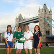 Anna Yakovleva Women's Rugby World Cup England 2010 Official Launch