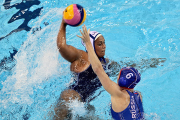 Natalia Ryzhova-Alenicheva Women's Water Polo Day Ten - 14th FINA World Championships
