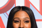 "Alexandra Burke attends the ""Wonder Park"" gala screening  at Vue Leicester Square on March 24, 2019 in London, England."