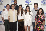 Clark Gregg and Elizabeth Henstridge Photos Photo