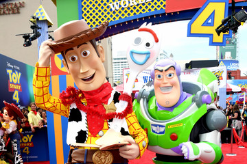 Woody Premiere Of Disney And Pixar's 'Toy Story 4' - Red Carpet
