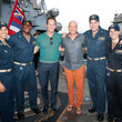 Woody Harrelson 'Midway' Special Screening - Joint Navy Base Pearl Harbor - Hickam
