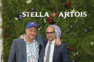 Woody Harrelson A Day At The Championships With Official Beer Of The Tournament - Stella Artois