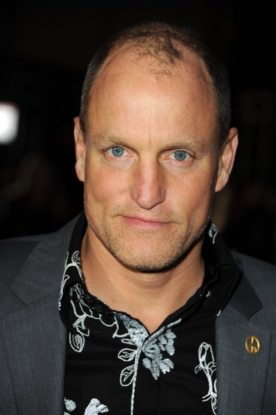 "Woody Harrelson Actor Woody Harrelson arrives at the premiere of Lionsgate's ""The Hunger Games"" at Nokia Theatre L.A. Live on March 12, 2012 in Los Angeles, California."