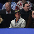 Woody Harrelson Nitto ATP World Tour Finals - Day Five
