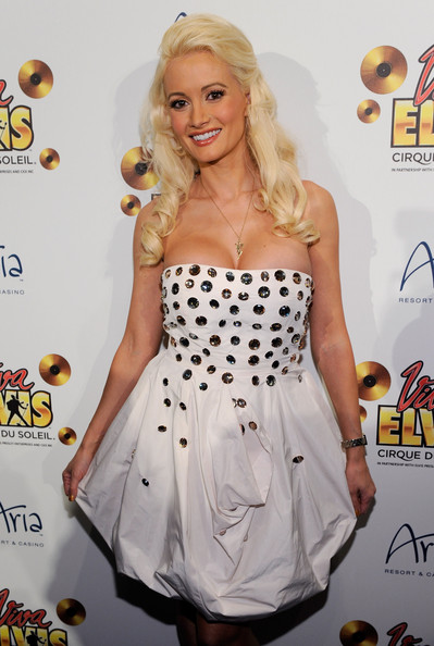 Image of Holly Madison Hairstyle