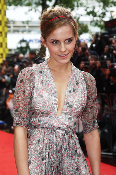 harry potter emma watson haircut. Watson has proved herself