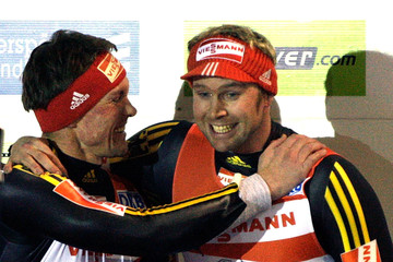 Patric Leitner World Cup Luge
