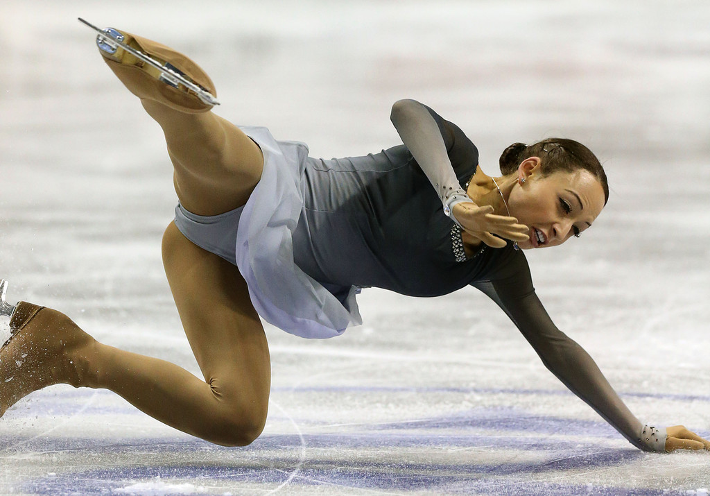 Figure Skating Routine Deemed Too Sexy For Winter Olympics