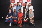 (Top row L-R)  Julia Brown, Sean Bean, Adam Smith, Pete Bowker, Jonah Hauer-King, Zofia Wichlacz, (Bottom row L-R) Damien Timmer, Parker Sawyers, Yrsa Daley-Ward, Blake Harrison and Helen Ziegler attend the 'World On Fire' BFI Premiere at BFI Southbank on September 3, 2019 in London, England.