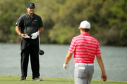 Jordan Spieth and Patrick Reed Photos Photo