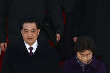 Liu Yongqing World Leaders Arrive In South Korea To Attend 2012 Seoul Nuclear Security Summit