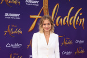 "Candace Cameron-Bure attends the World Premiere of Disney?s ""Aladdin"" at the El Capitan Theater in Hollywood CA on May 21, 2019, in the culmination of the film?s Magic Carpet World Tour with stops in Paris, London, Berlin, Tokyo, Mexico City and Amman, Jordan."