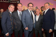 Jon Favreau and Bob Iger Photos Photo