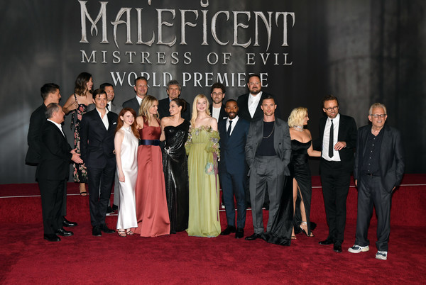Harris Dickinson In World Premiere Of Disney S Maleficent
