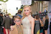 Peyton List and Phoenix List Photos Photo