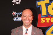 Tony Hale attends the world premiere of Disney and Pixar's TOY STORY 4 at the El Capitan Theatre in Hollywood, CA on Tuesday, June 11, 2019.