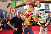 Tom Hanks attends the world premiere of Disney and Pixar's TOY STORY 4 at the El Capitan Theatre in Hollywood, CA on Tuesday, June 11, 2019.