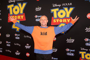 Flea of Red Hot Chili Peppers attends the world premiere of Disney and Pixar's TOY STORY 4 at the El Capitan Theatre in Hollywood, CA on Tuesday, June 11, 2019.