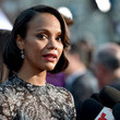Zoe Saldana Rules the Red Carpet